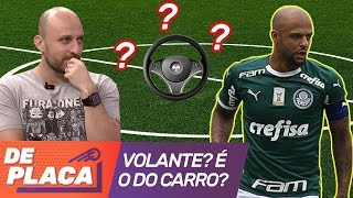 Por que o volante é chamado de volante no futebol? Felipe Melo não sabe! ExpliquEI #1