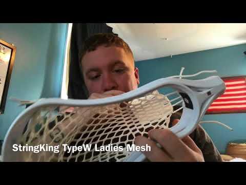 Review: StringKing TypeW Ladies Mesh