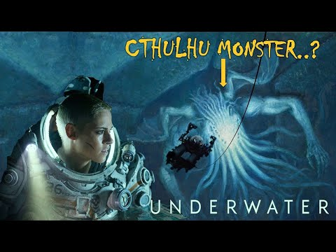 Giant Deep Sea Monster In Underwater (2020) Movie Explained