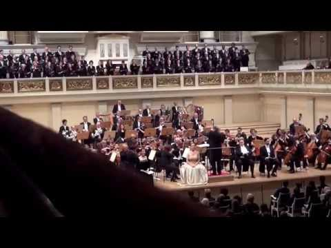 Beethoven Philharmonic Orchestra in Berlin Konzerthaus