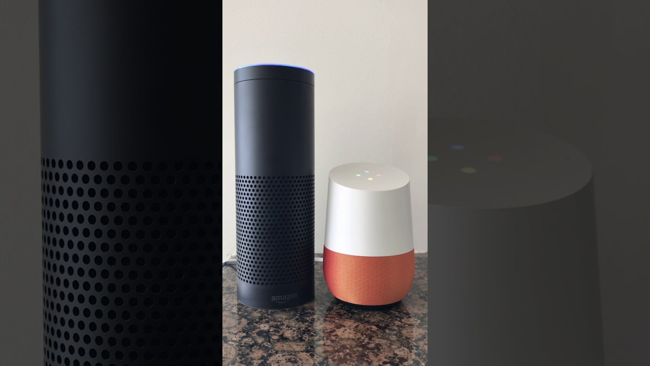 For answering questions, Google Home bests Amazon Echo