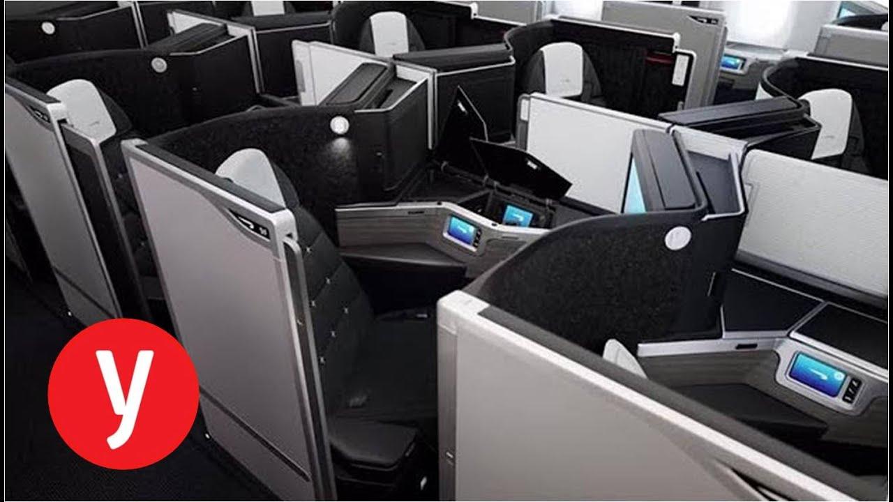 מחלקת העסקים של בריטיש איירוויז איירבוס A350