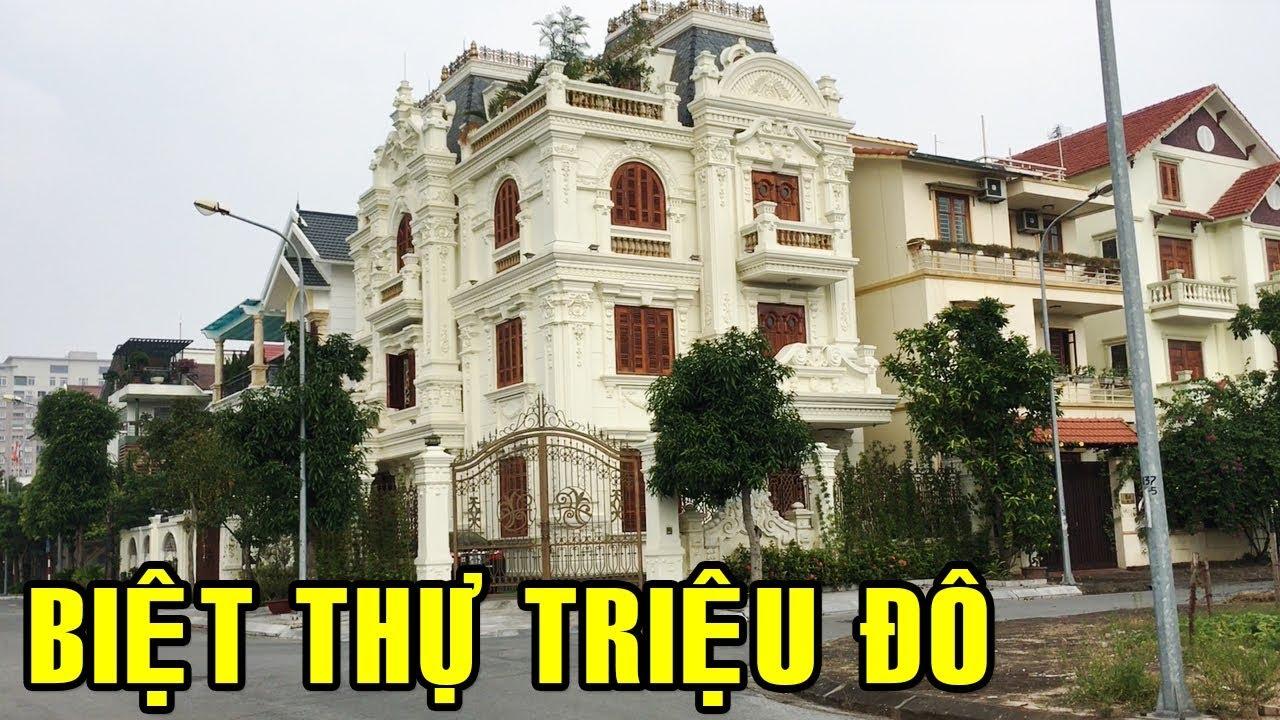 Phát hiện biệt thự triệu đô ở Hà Nội