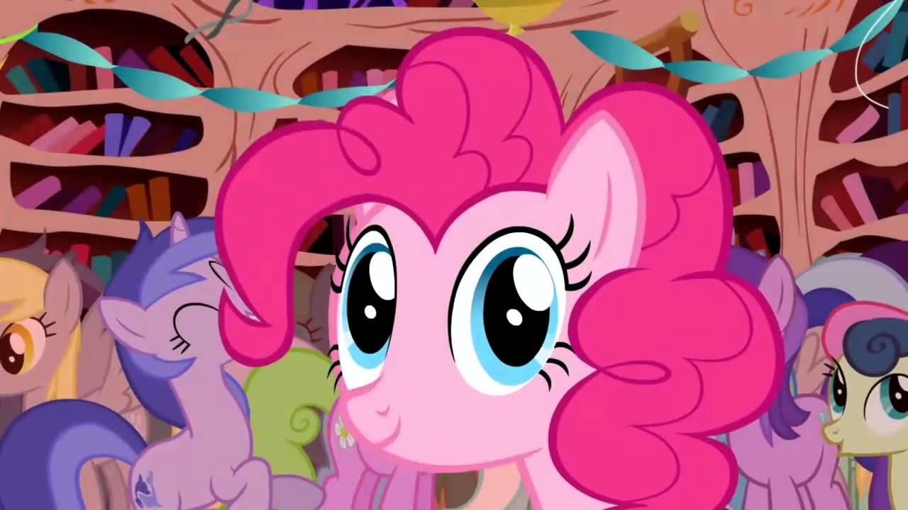 Pinkie Pie Surprise Youtube
