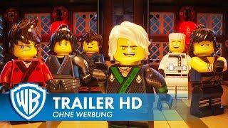 THE LEGO® NINJAGO® MOVIE – Trailer #3 Deutsch HD German (2017)