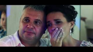 От дочери папе-самое трогательное видео