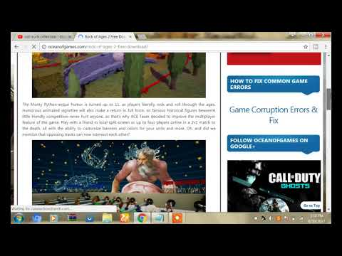 How To Download Rock of Ages 2 Free Download For PC/Laptop Window 7,8,8.1,10