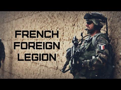 French Foreign Legion • Légion Etrangère