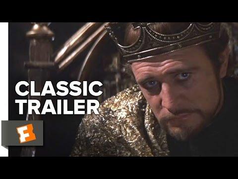Camelot (1967) Official Trailer - Richard Harris, Vanessa Redgrave Movie HD