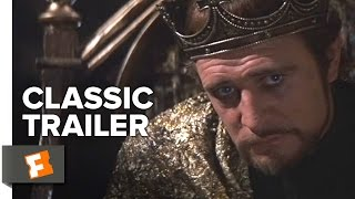 Camelot (1967) Official Trailer - Richard Harris, Vanessa Redgrave Movie HD