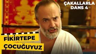 Del Piero Hikmet Kızdan Dayak Yedi - Çakallarla Dans 4