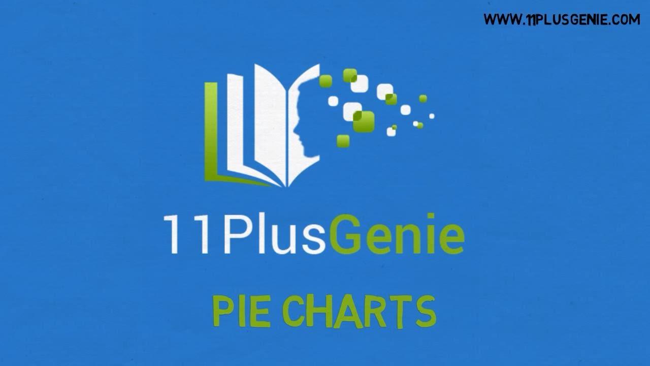 11 plus genie maths pie charts youtube 11 plus genie maths pie charts nvjuhfo Choice Image