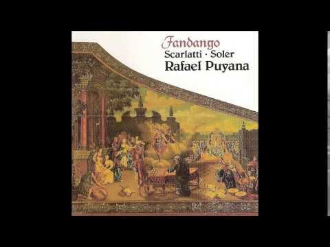 Rafael Puyana, Sonatas and Fandangos from 18th Century of Sp