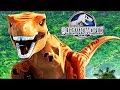 Мир Юрского Периода #3  Мультики про Динозавров мультфильм игра  Jurassic World #Мобильные игры