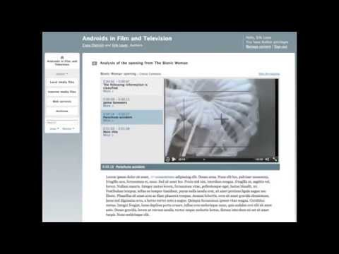 Teaching and Researching with Scalar (HASTAC Scholars Webinar)