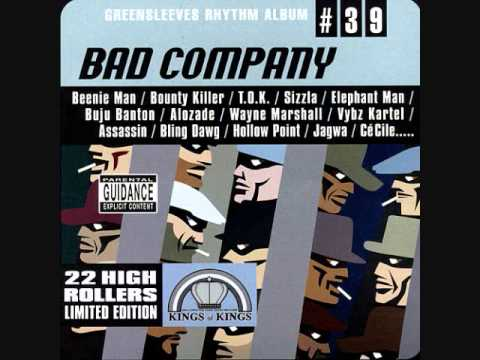 Bad Company Riddim Mix (2003) By DJ.WOLFPAK