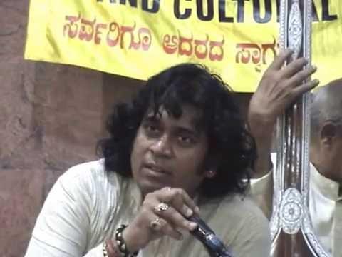 Gokulashtami Cultural programme Krishna Temple,Bangalore   clip 2