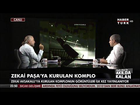 Mete Yarar Habertürk TV'de  1. bölüm  [Veyis Ateş'le Akılda Kalan]