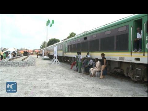 Nigeria commences new Lagos Ibadan standard gauge railway project