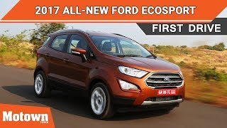 2017 All-New Ford EcoSport Petrol AT Titanium + Road Test Review