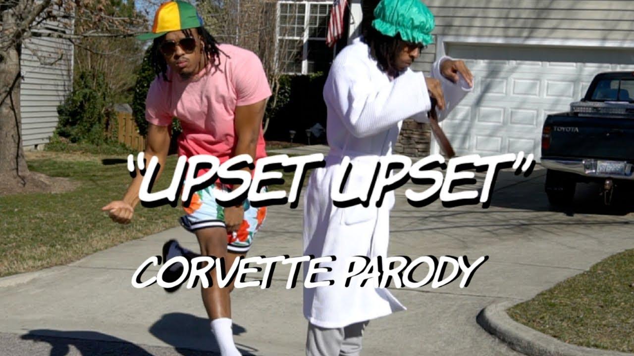 "Download ""Upset Upset"" - Corvette Parody | Dtay Known"
