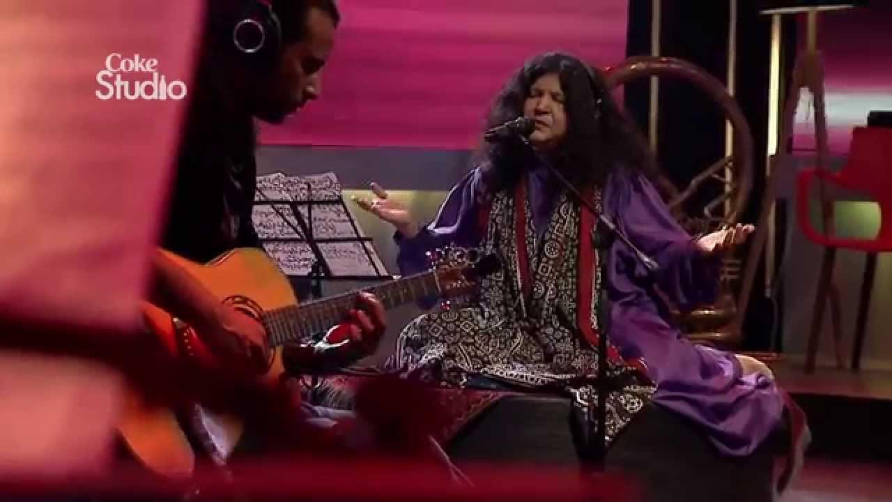 Abida Parveen Dost Coke Studio Season 7 Episode 3