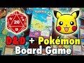 The 90's D&D + Pokémon Board Game
