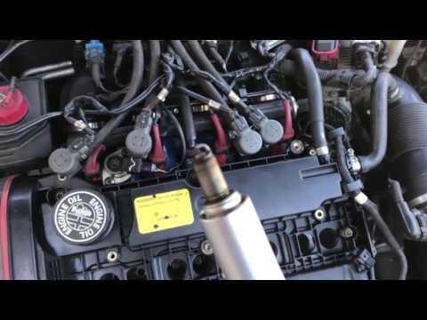 Sostituzione Candele E Controllo Combustione Alfa Romeo 147 [tutorial]