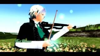 (MMD) Lysandro, prodigio musical - Model dl