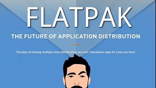 Flatpak  e o futuro do Linux
