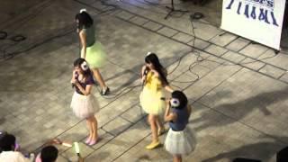 沖縄のご当地アイドル(ロコドル) Lucky Color's (ラッキーカラーズ)2012年6月29日ミュージックタウン1階広場で行われたイベントの動画です。 ピンクの...