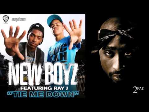 New Boyz Ft. 2Pac - Never Tie Me Down (Tricky Mashup)