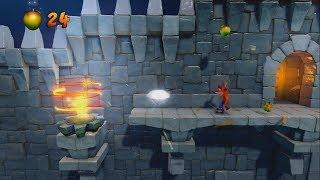 Crash Bandicoot N. Sane Trilogy Unused Dlc Level: Stormy Ascent Gem