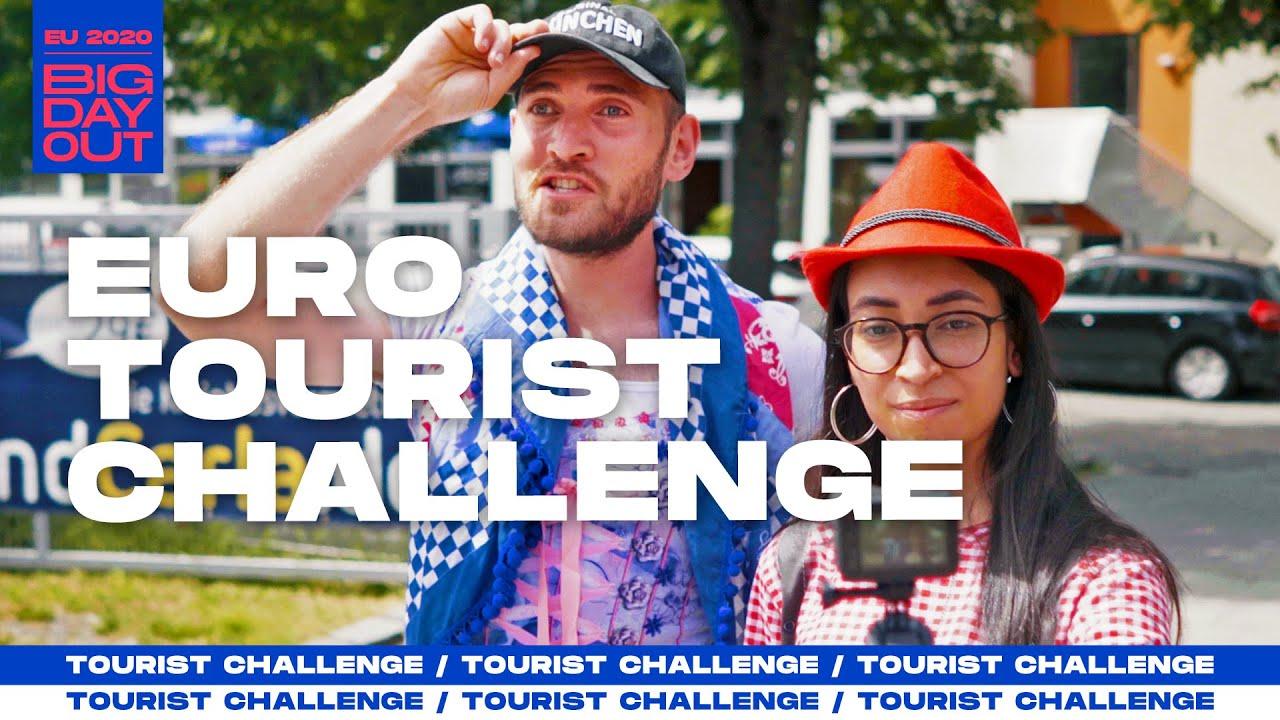 EURO 2020: 10 crazy tourist challenges at the Euros!