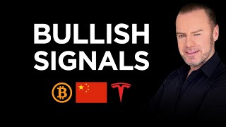 Discussing Bullish Signs for the Market despite the FUD Storm and Why Tesla Rules!