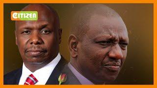 DP Ruto, Gideon Moi rivalry plays out at Hosea Kiplagat's burial