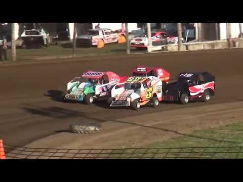 600 Mod Lite Heat 1 Upper Iowa Speedway 8/3/19