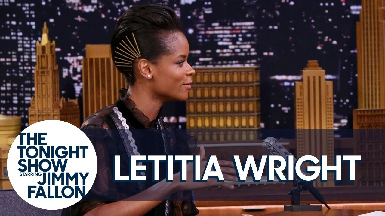 'Black Panther' star Letitia Wright tweets controversial vaccine video ...