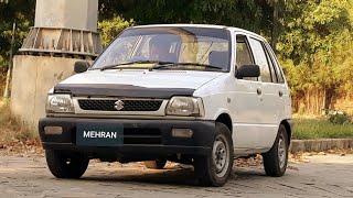 Suzuki Mehran 2006 Complete Review in Pakistan