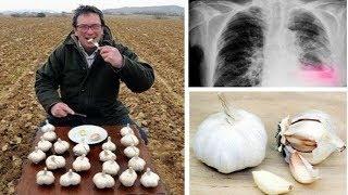 Dieser Mann hat jeden Tag Knoblauch gegessen und dies geschah!