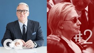 Rudy Giuliani Attacking Hillary Clinton's Health is Sick | The Closer with Keith Olbermann | GQ
