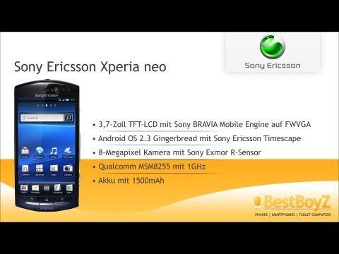 Review: Sony Ericsson Xperia neo | BestBoyZ