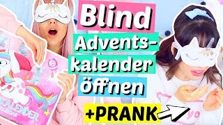 So gemein! Adventskalender PRANK 🤢| ViktoriaSarina