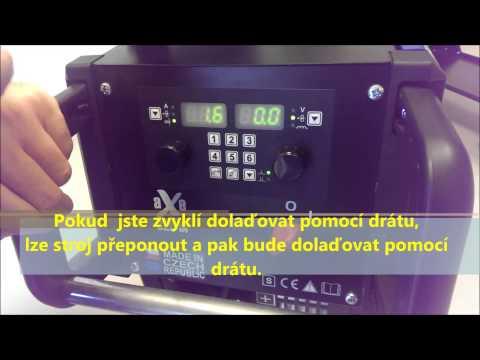 Video Svařovací zdroje Alfa In