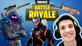 (🔴LIVE) FORTNITE DA NIGHT COM A GALERA - LEOZERA - PC