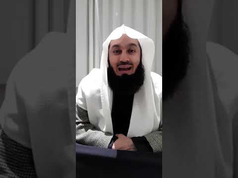 Everything is going wrong! - Mufti Menk