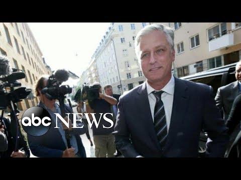 Trump names new national security adviser l ABC News