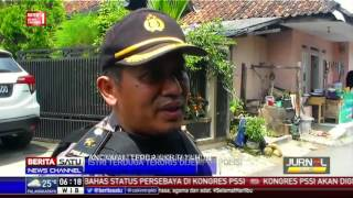 Istri Teroris Helmi Dijemput Polisi di Tasikmalaya