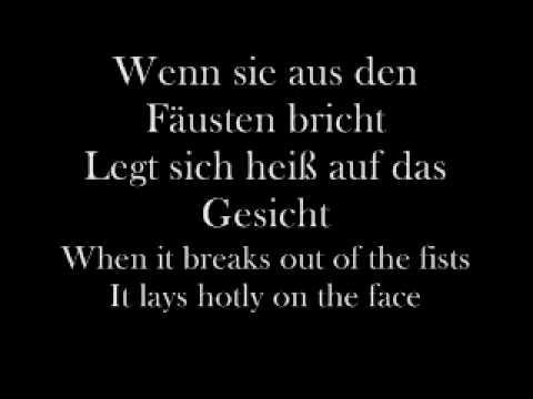 Rammstein - Sonne (Lyrics and Translation)