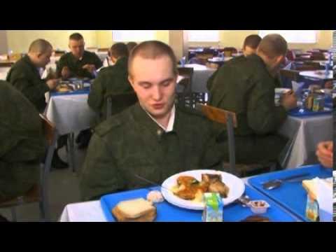 Шведский стол в армии. Новости. Екатеринбург